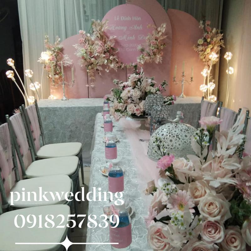 Pink Wedding & Event