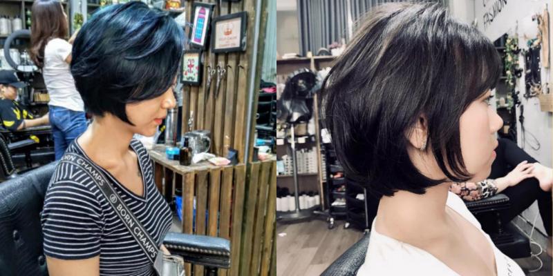 Pinky Hairshop luôn tạo ra những kiểu tóc hoàn hảo