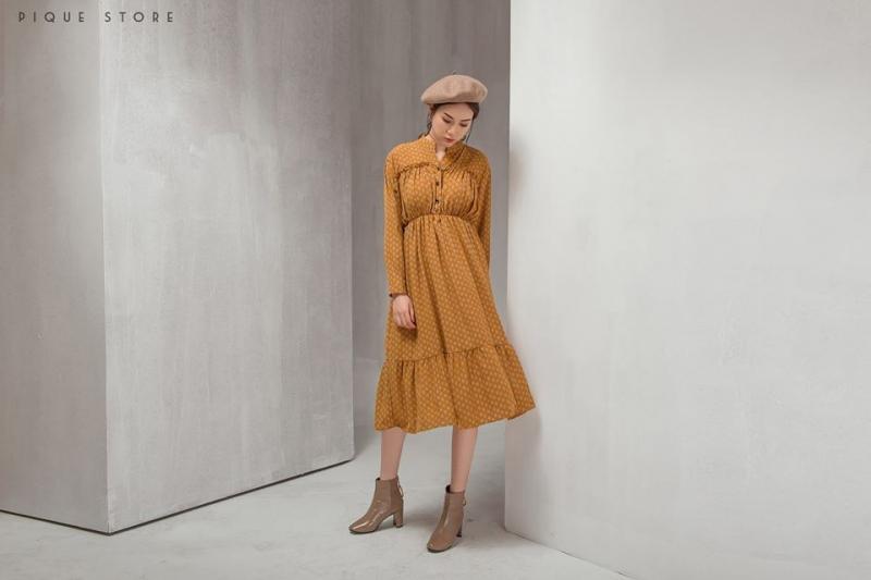 Top 3 shop bán váy đầm đẹp nhất khu vực Đê La Thành, Hà Nội