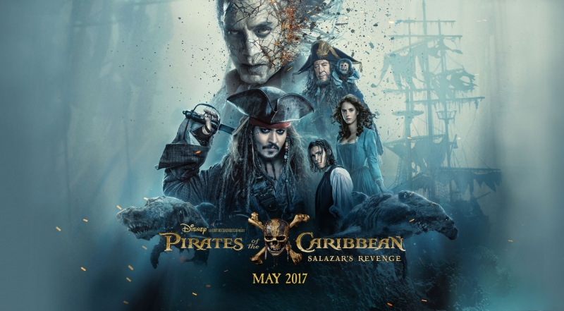 Phim Pirates of the Caribbean: Dead Men Tell No Tales