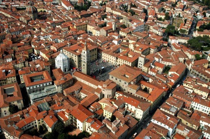 Pistoia, Ý