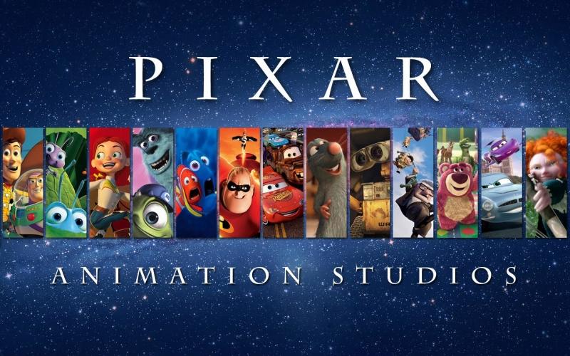 Logo Pixar
