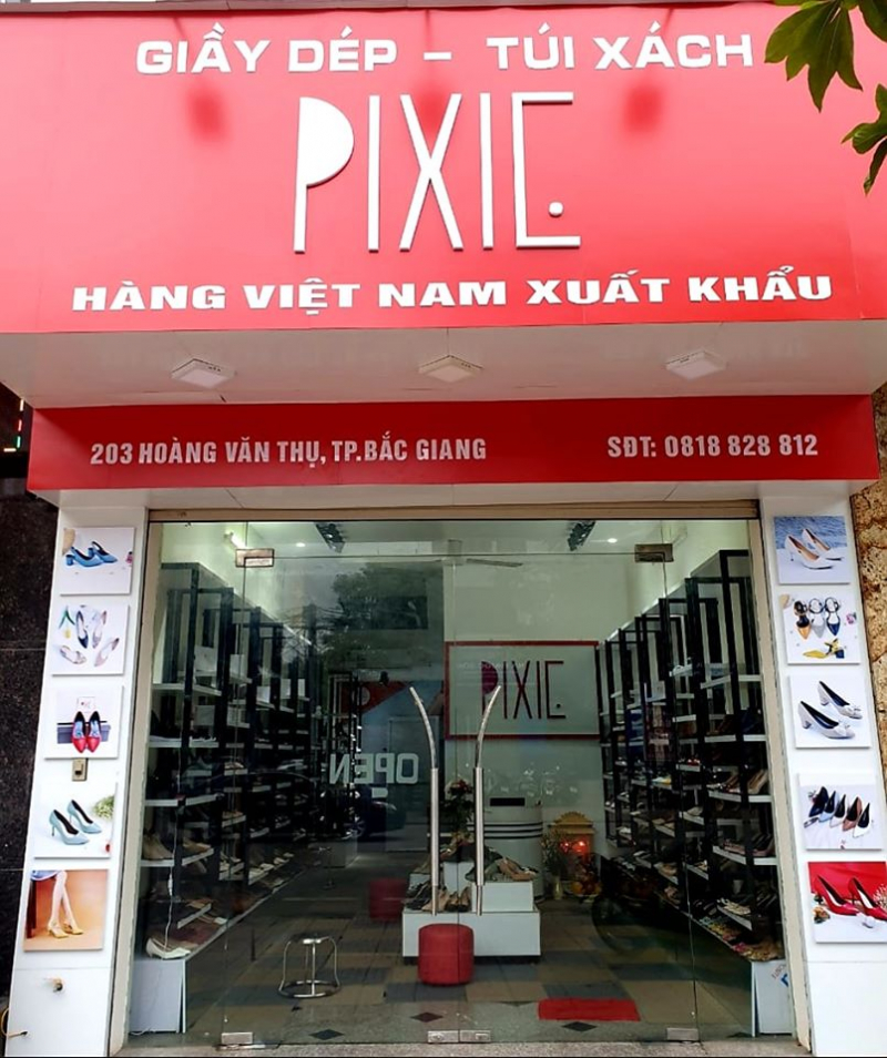 Pixie - Hàng Việt Nam xuất khẩu