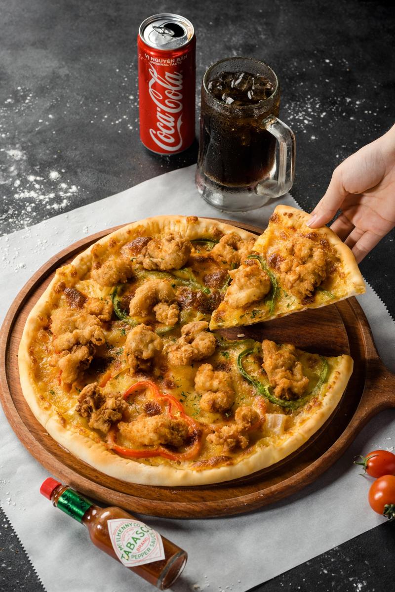 Pizza 4U & Burger - Steakhouse Da Nang