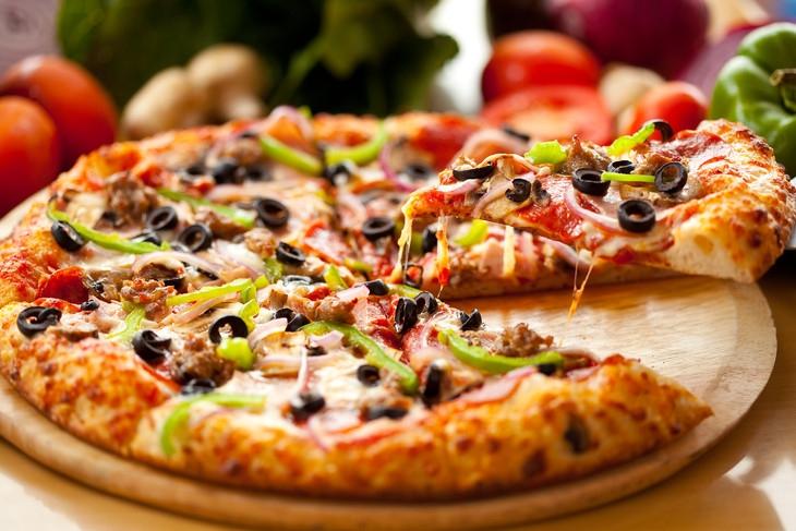 Pizza Al Frescos