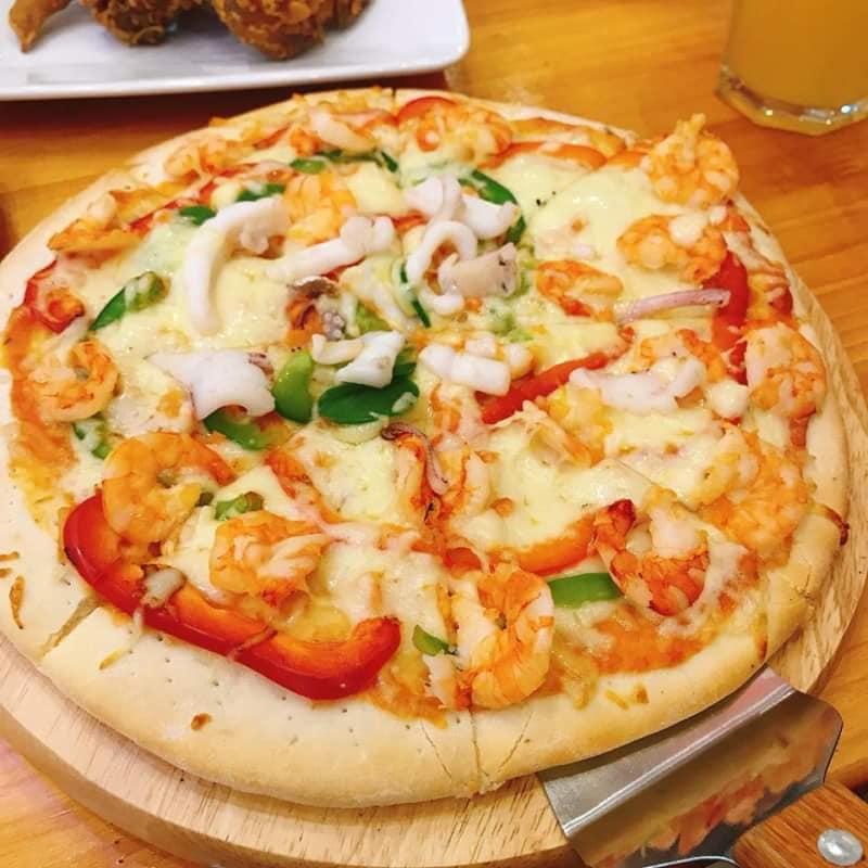 Pizza Beat - Ship pizza, Mỳ ý Spaghetti, ship đồ ăn đêm tại Hà Nội 24/7