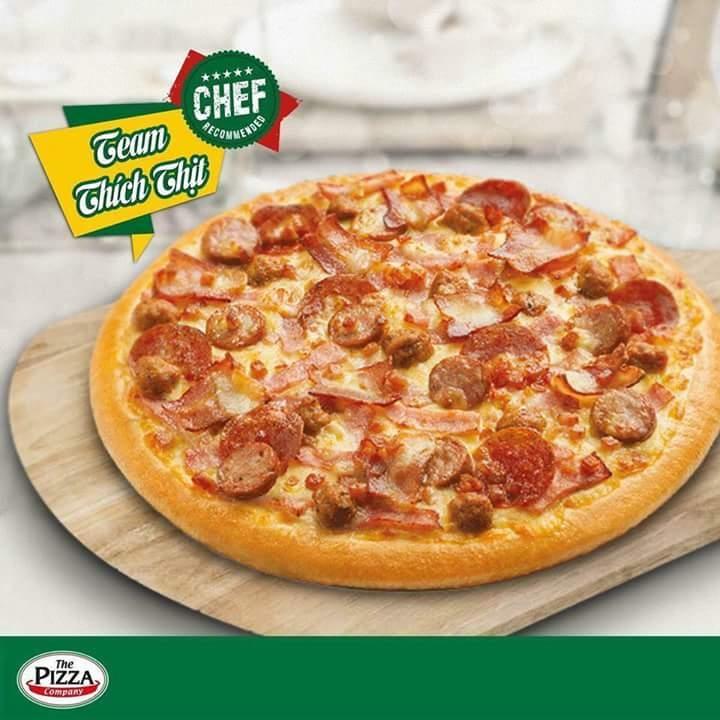 Pizza tại Pizza Company