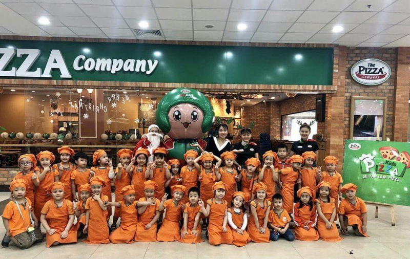 The PIZZA Company - Co.op Mart Đà Nẵng