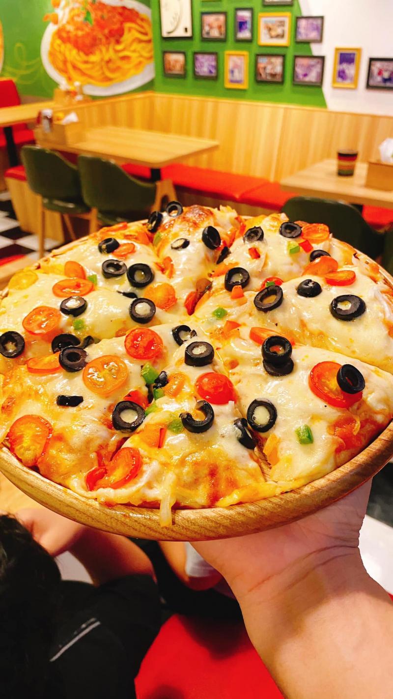 Pizza Đồng Xoài - GecKo