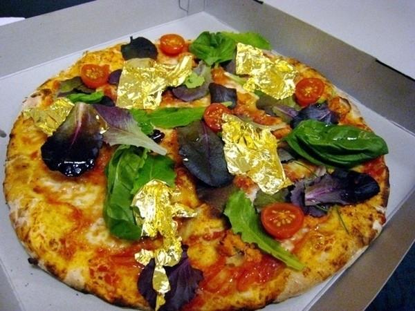 Pizza Hoàng gia – Domenico Crolla