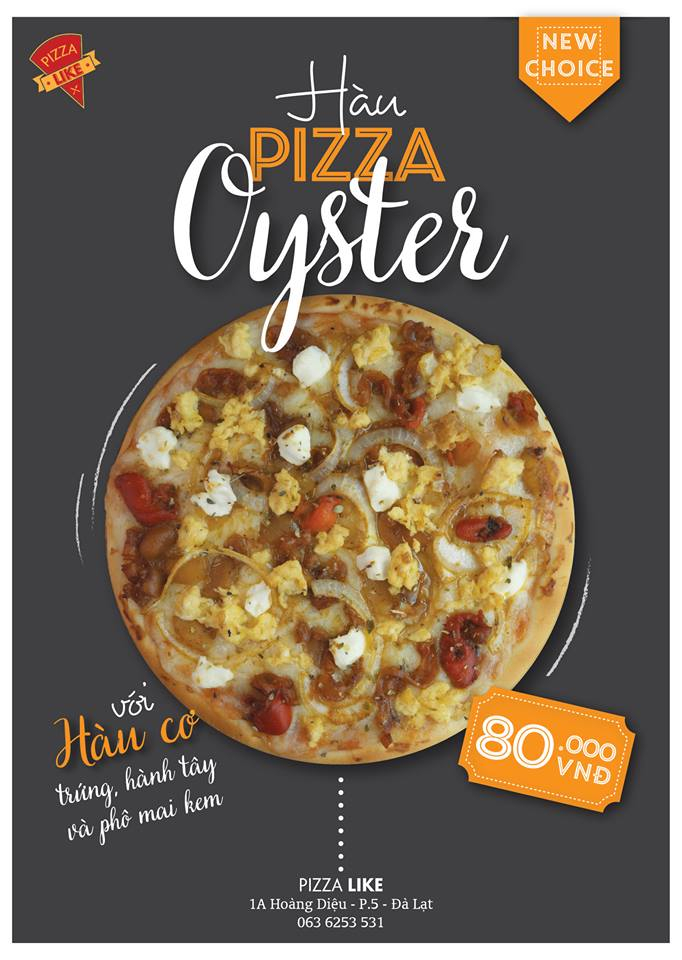 Pizza Like Đà Lạt