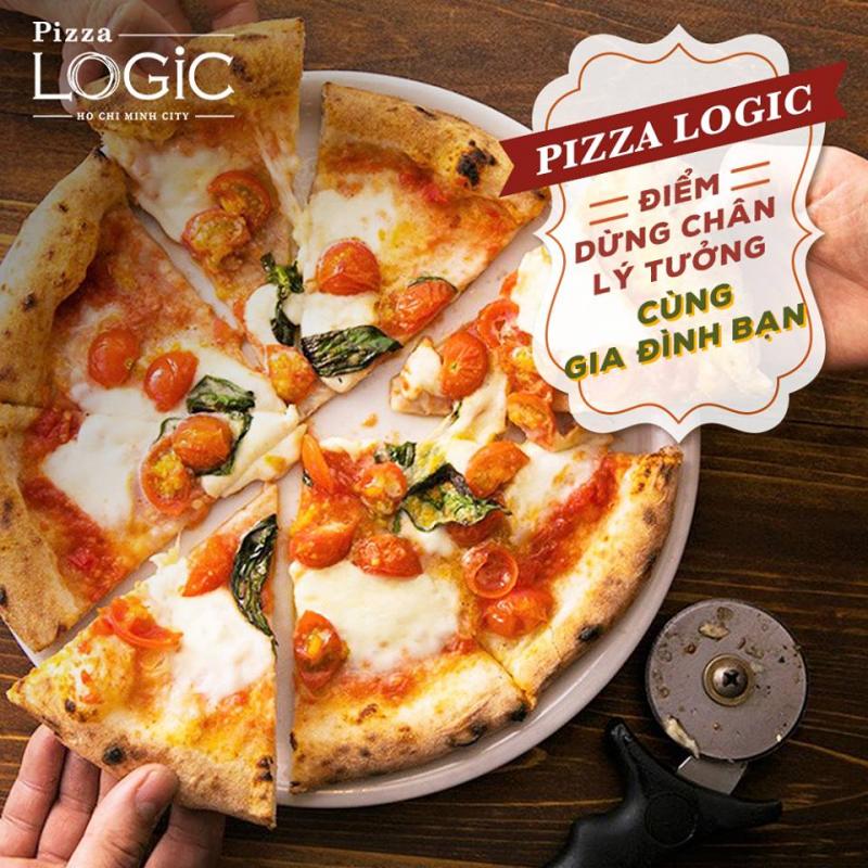 """Với triết lý kinh doanh """"Đem lại sự hạnh phúc"""", Pizza Logic là thương hiệu nhà hàng Nhật Bản cung cấp ẩm thực Ý đẳng cấp tiêu chuẩn tại Việt Nam."""