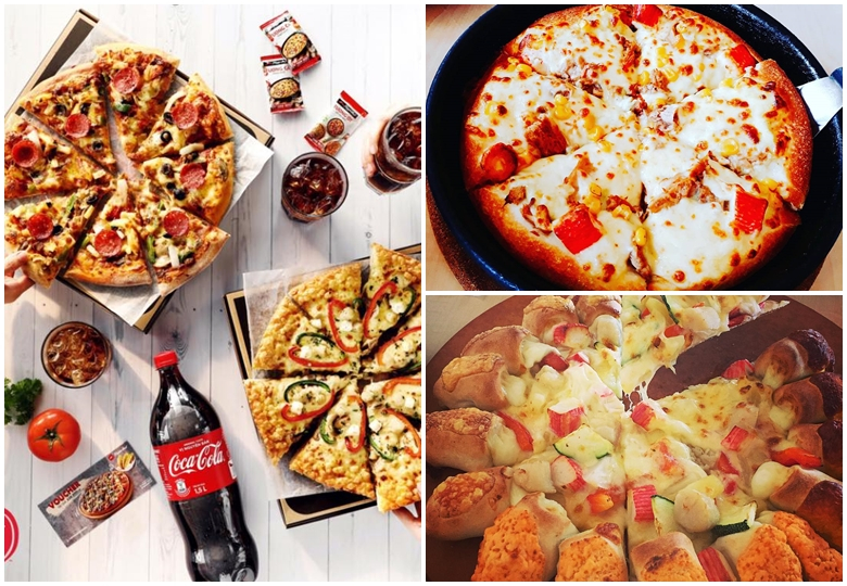 Top 8 địa chỉ ăn pizza ngon nhất Nha Trang