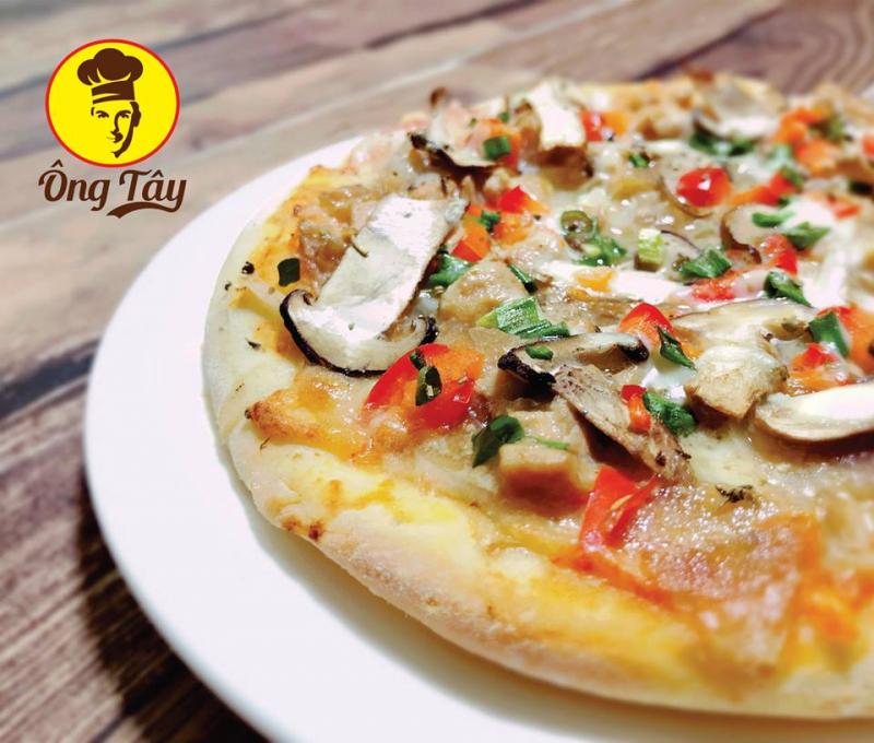 Pizza Ông Tây