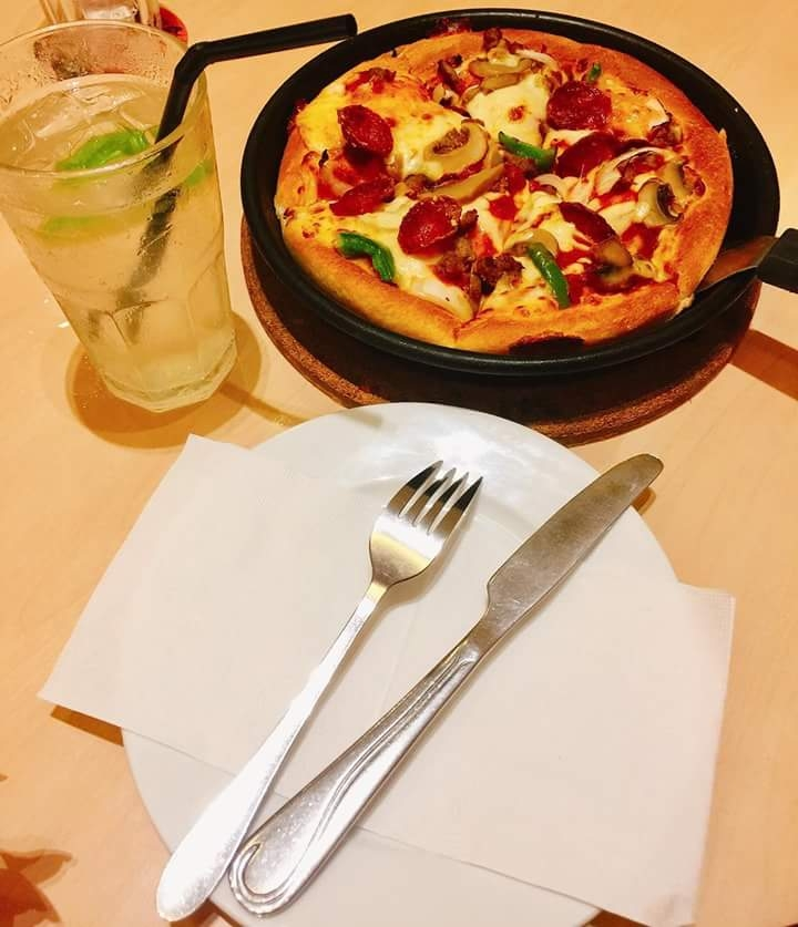 Pizza tại Pizza Pasta