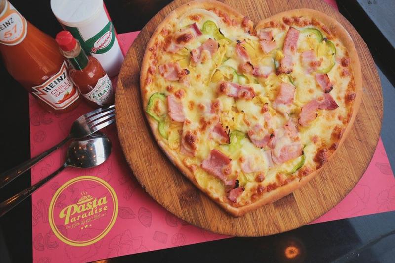 Pizza Pasta Paradise