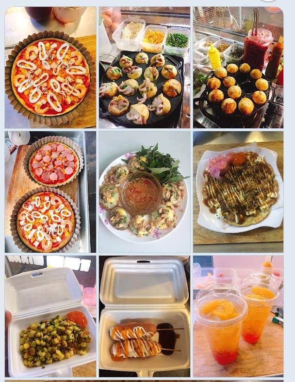PIZZA TASTY & Takoyaki
