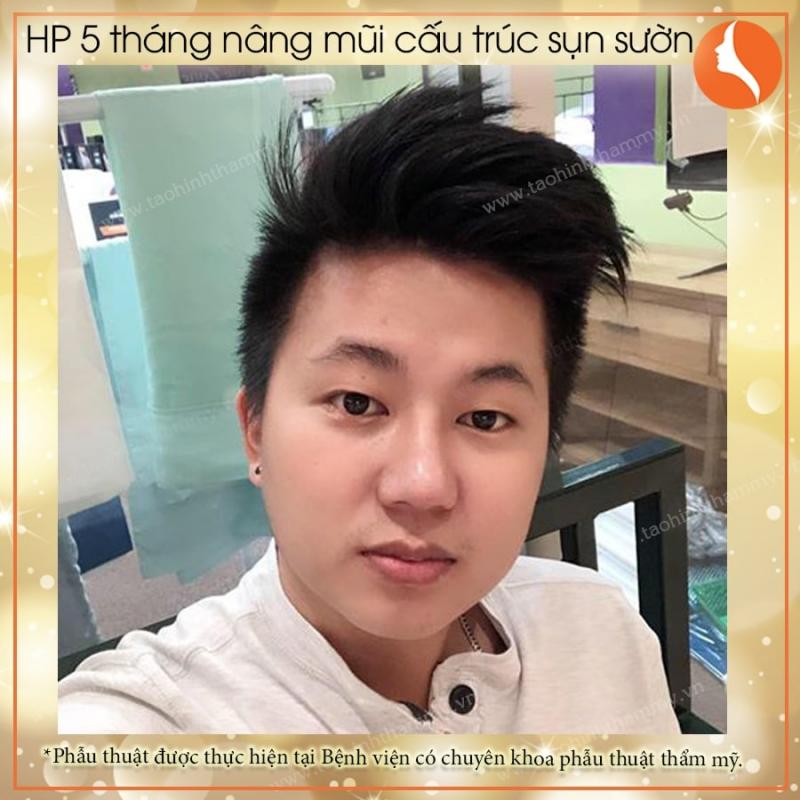 Phòng khám chuyên khoa phẫu thuật thẩm mỹ TS. BS Nguyễn Thành Nhân