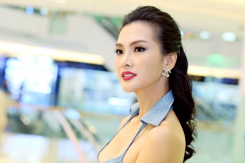 Công ty PL đã góp phần tạo dựng hình ảnh cho siêu mẫu Anh Thư.