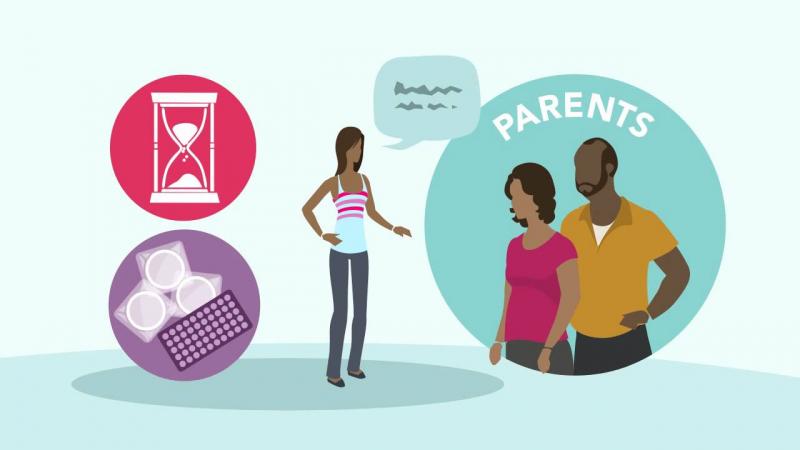 Planned Parenthood (Teen Talk)