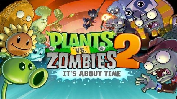 Plants vs Zombies 2 là tựa game đơn giản nhưng dễ gây nghiện