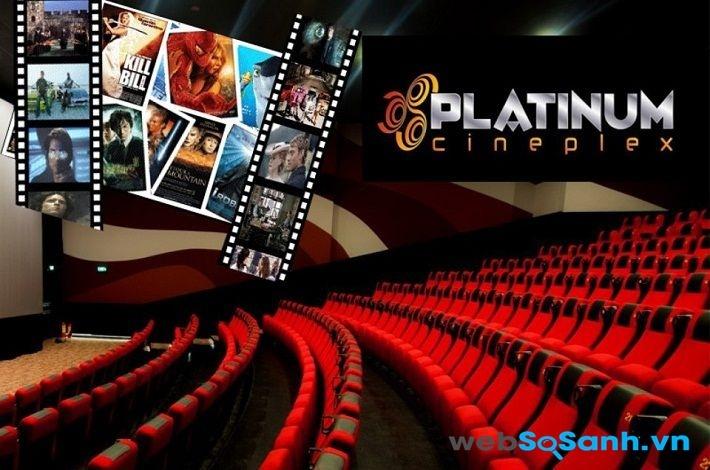 Platinum Cineplex - The Garden
