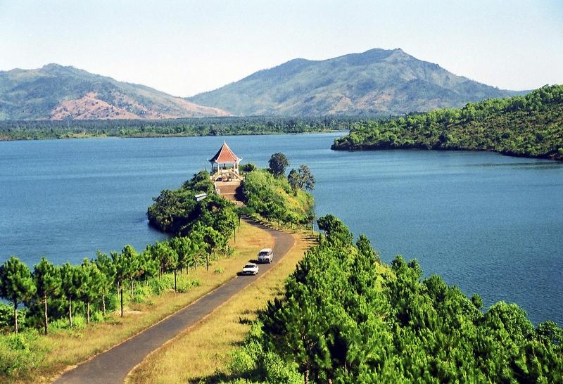 Pleiku sở hữu thiên nhiên, sông hồ hùng vĩ