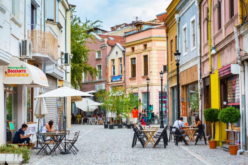 Plovdiv - thành phố của lịch sử và kiến trúc với những công trình nổi tiếng, mang phong cách nghệ thuật đặc biệt