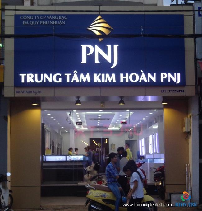 Trung tâm kim hoàn PNJ