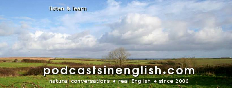 Podcasts in English