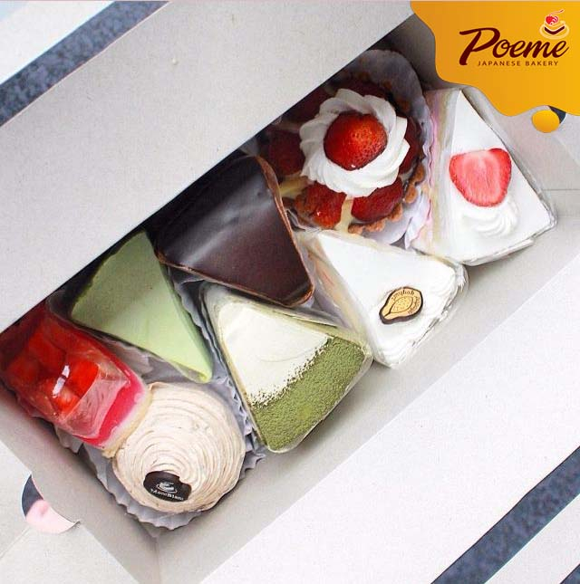 Với phương châm mang đến sản phẩm chất lượng nhất, Poeme Bakery luôn đặt mình vào vị trí của khách hàng