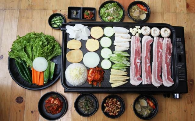 Đơn giản mà tinh tế với những món ăn ở Poki Poki