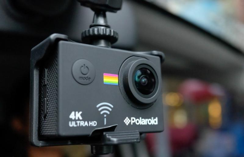 Polaroid là một trong những thương hiệu camera hành trình tin cậy và uy tín
