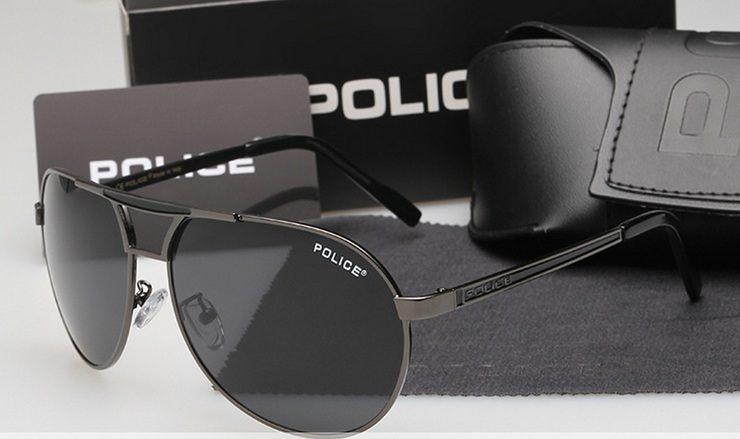 Mắt kính Police