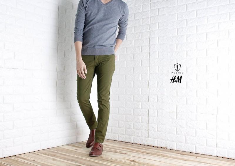 Polido - Shop bán quần kaki nam đẹp và chất lượng nhất TP. HCM