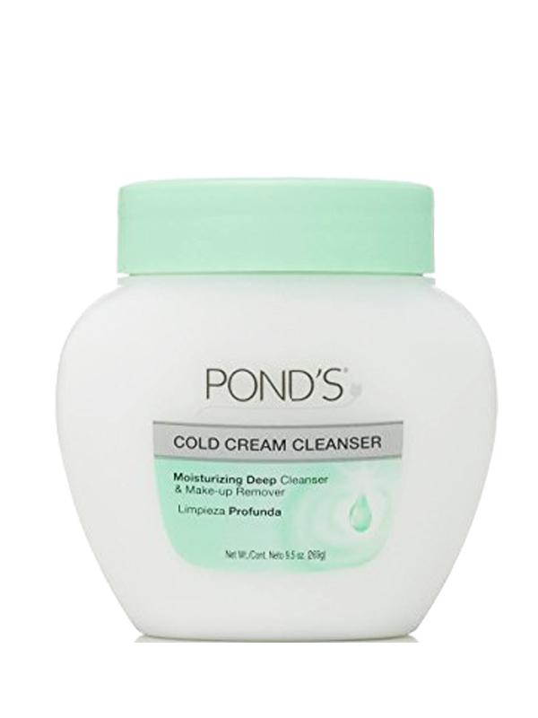 Pond's Cold Cream có chứa đến 50% lượng kem dưỡng ẩm