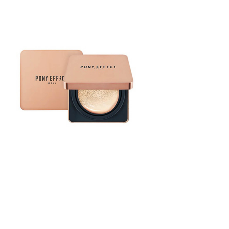 Pony Effect Cover Stay Cushion Foundation SPF50 PA+++