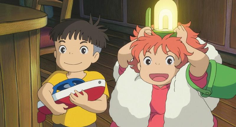 Ponyo (Cô bé người cá Ponyo)