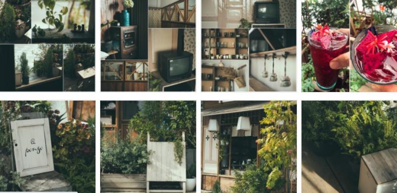 PONYO - Tiệm cafe của cá