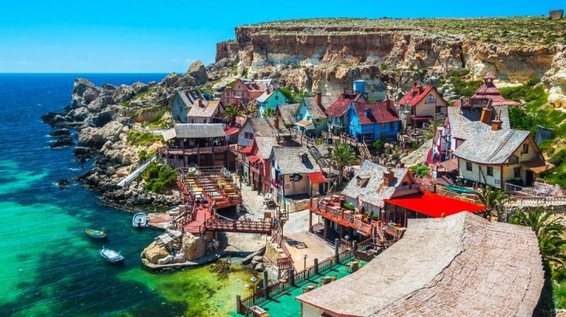 Ngôi làng Popeye