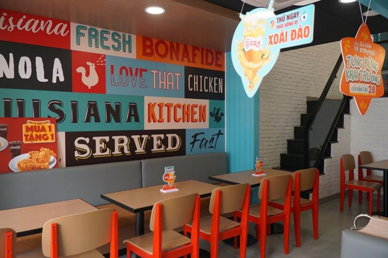 Top 7 Tiệm gà rán ngon nhất Quận 7, TP.HCM
