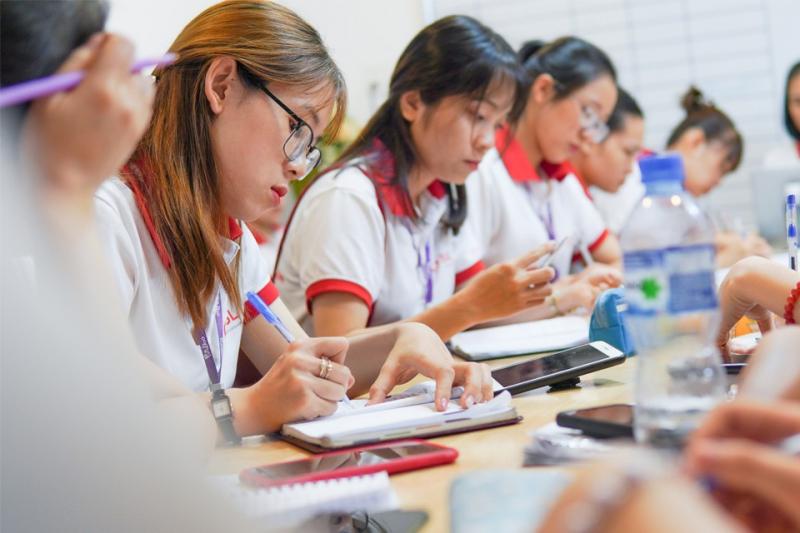 Hệ thống Trung tâm Ngoại ngữ Sài Gòn