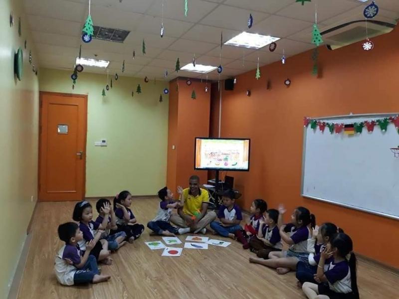 Popodoo Tuyen Quang - Tiếng Anh Trẻ Em