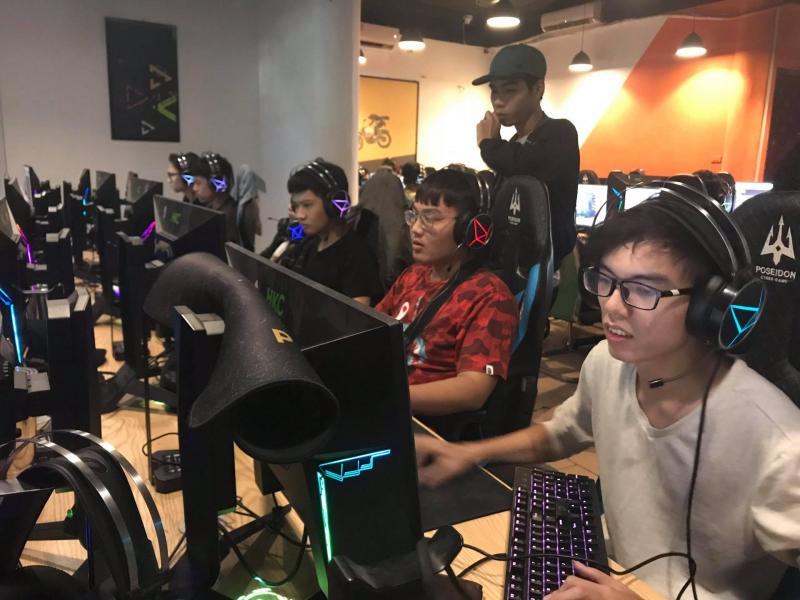 Poseidon Cyber Game
