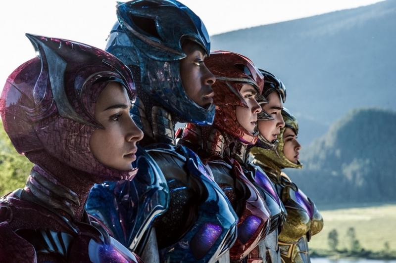 5 anh em siêu nhân trở lại với phiên bản điện ảnh
