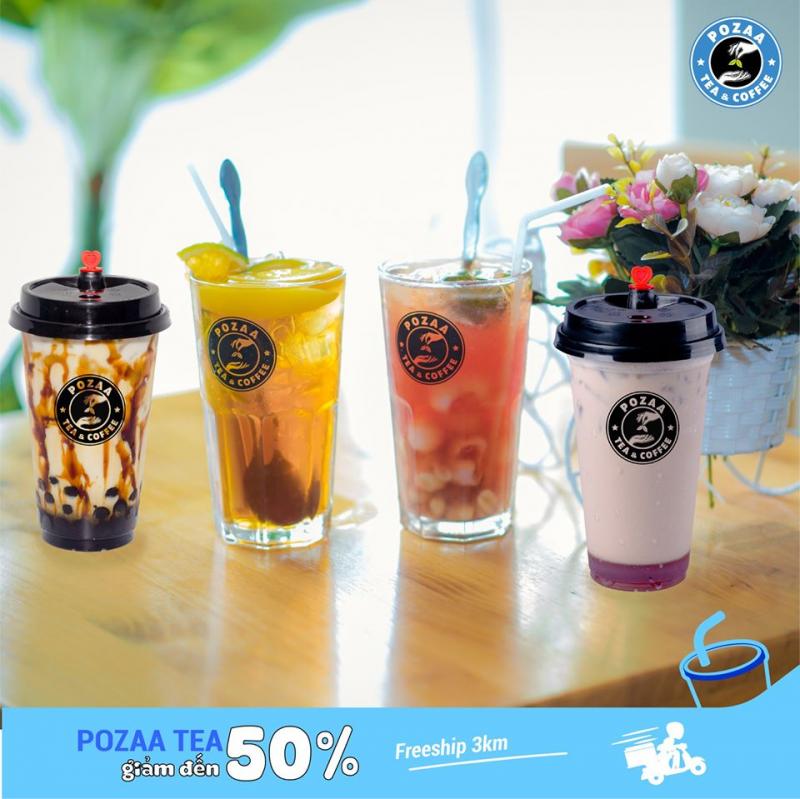 Trà sữa Pozaa hiện đang là một món đồ uống được nhiều người yêu thích với công thức pha chế độc đáo cùng hương vị riêng biệt