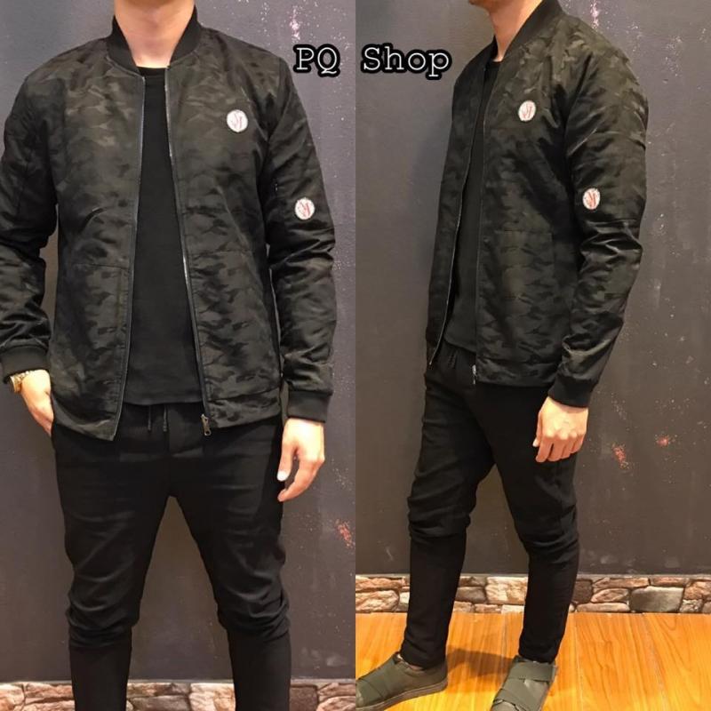 Mẫu áo khoác nam tại PQ Shop
