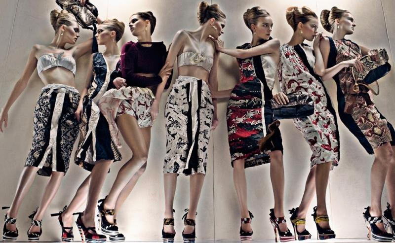 Thời trang Mario Prada