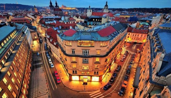 Prague - Cộng hòa Séc