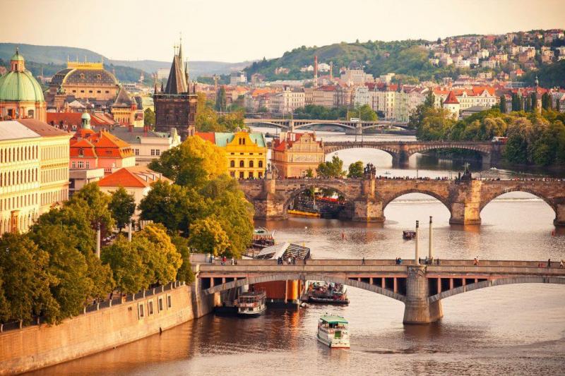 Praha - Thành phố vàng quyến rũ